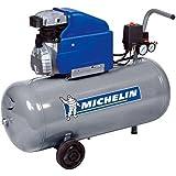 Michelin CA-MB50 - Compresor 50 lt. - 2 HP peak- 8 BAR- 200 LT./MIN.