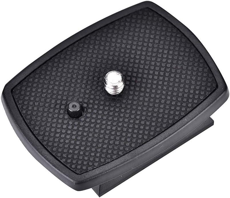 Yosoo Health Gear Montaje de Adaptador de Tornillo de Cabeza de tr/ípode de Placa de liberaci/ón r/ápida para c/ámara Digital DSLR SLR