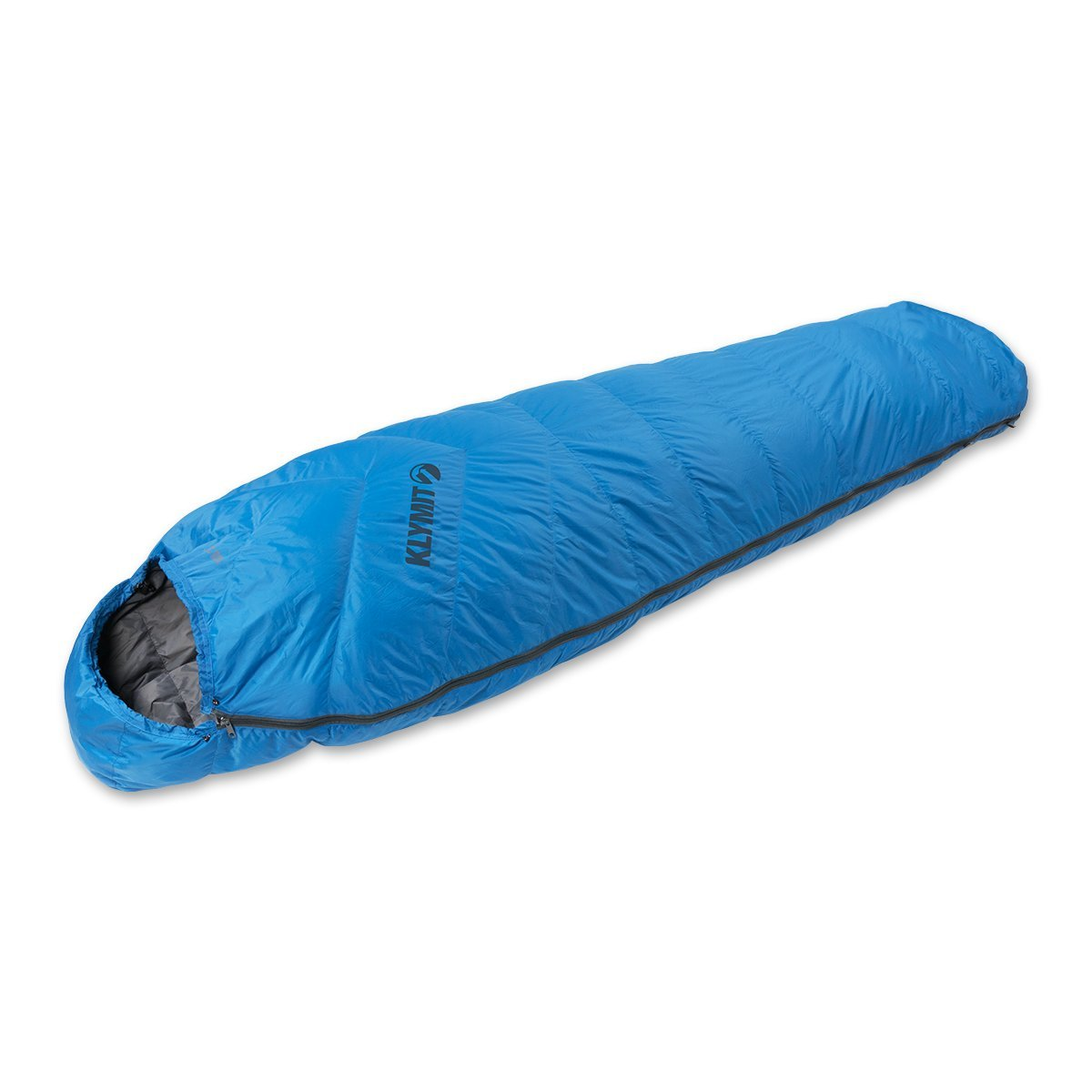 KLYMIT KSB 35 Degree Down Sleeping Bag (New for 2018), Blue by Klymit (Image #1)