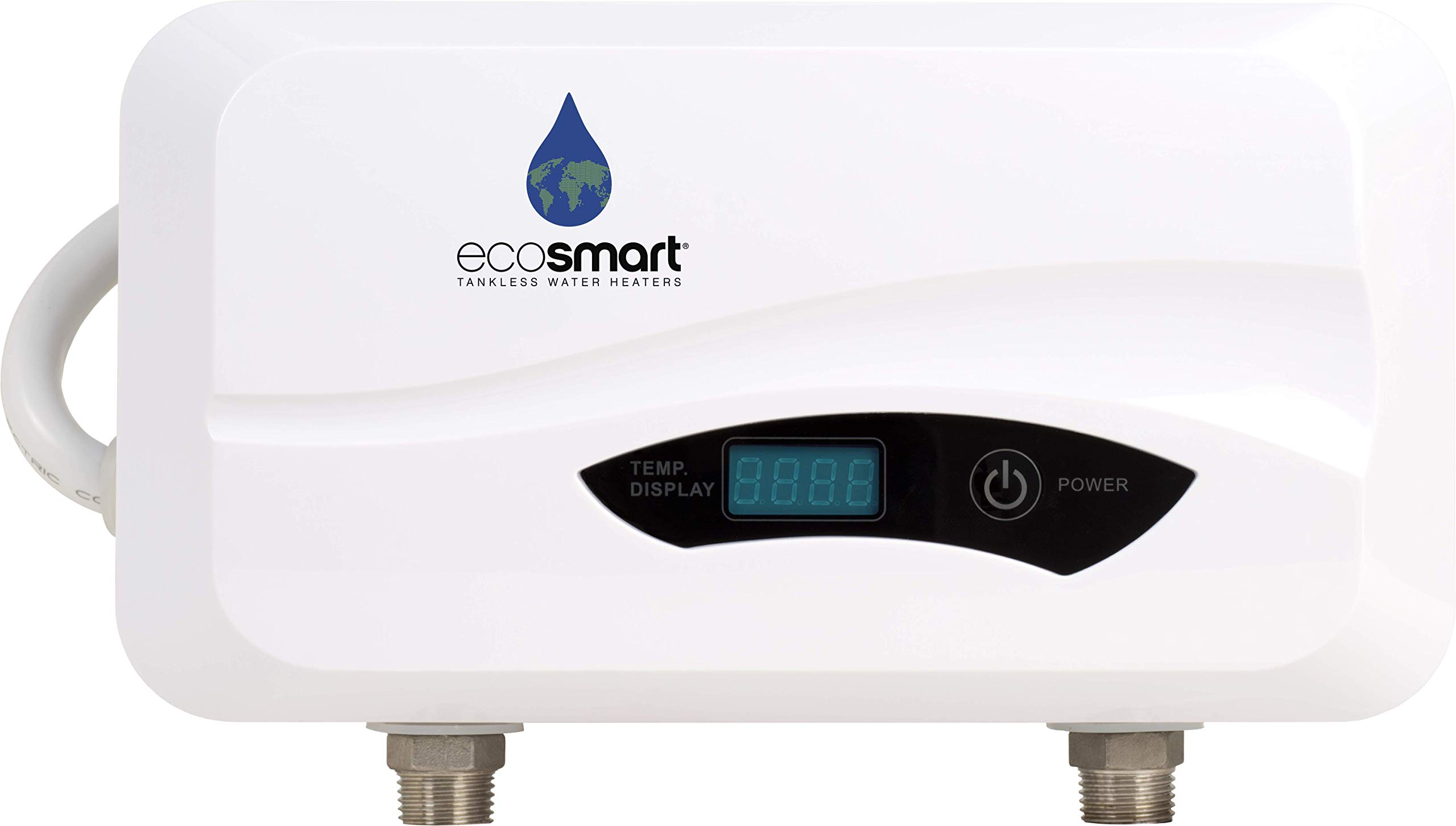 Ecosmart POU 3.5 Point of Use Electric Tankless Water Heater, 3.5KW@120-Volt by Ecosmart