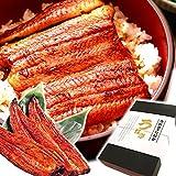 お中元 ギフト 国内産鰻(うなぎ) 特大長蒲焼3本セット ギフトBOX付