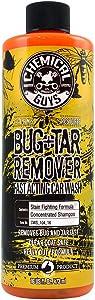 Chemical Guys CWS_104_16 Bug & Tar Heavy Duty Car Wash Shampoo (16 oz)