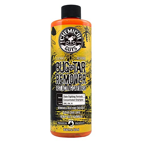 Chemical Guys Bug And Tar Car Wash Shampoo