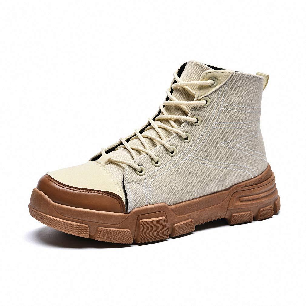 40bd19a1a0080 Amazon.com: Tebapi Mens Backpacking Boots Men Boots Winter Shoes ...