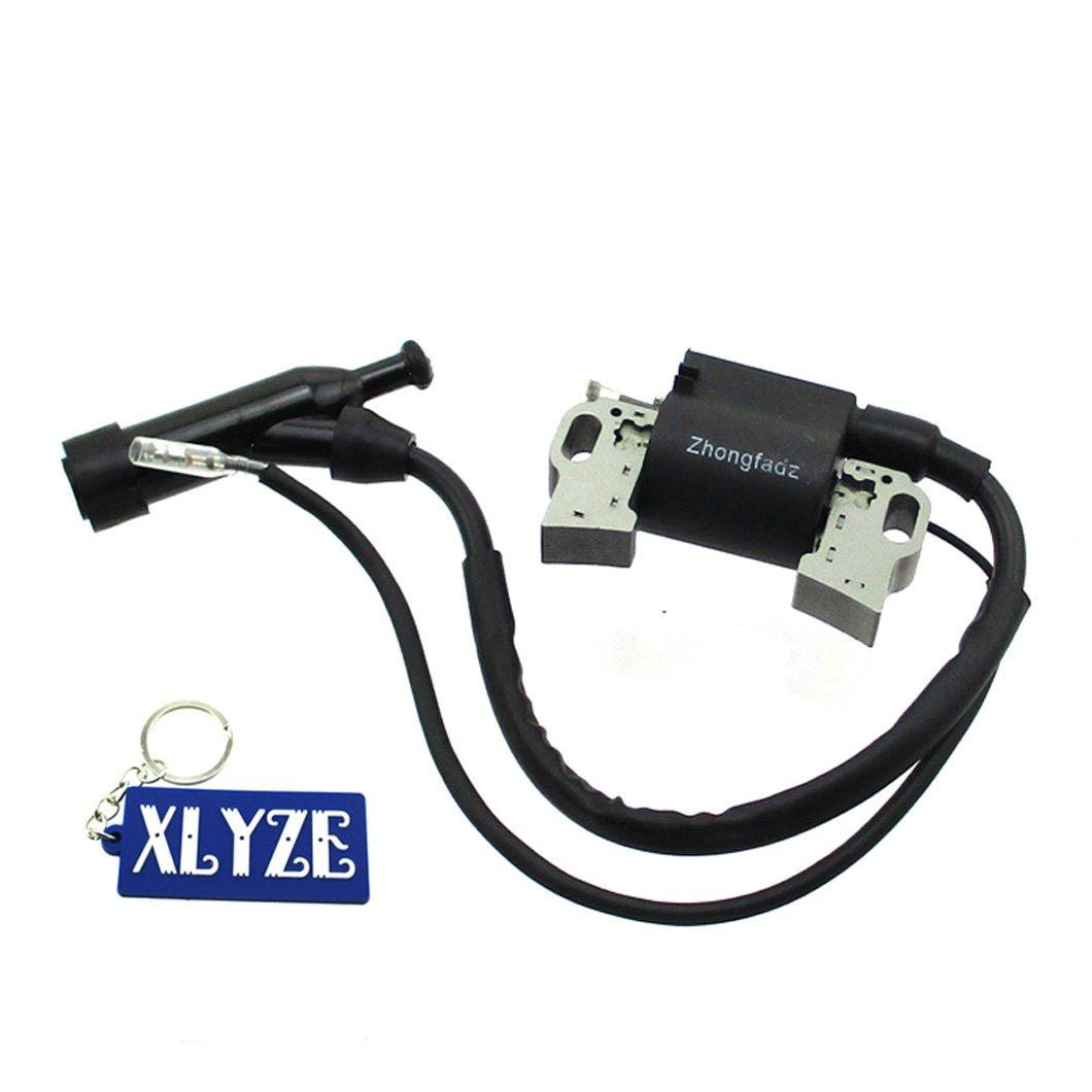 XLYZE Bobina de encendido para Honda GX240 8HP / GX270 9HP / GX340 11HP / GX390 13HP generador
