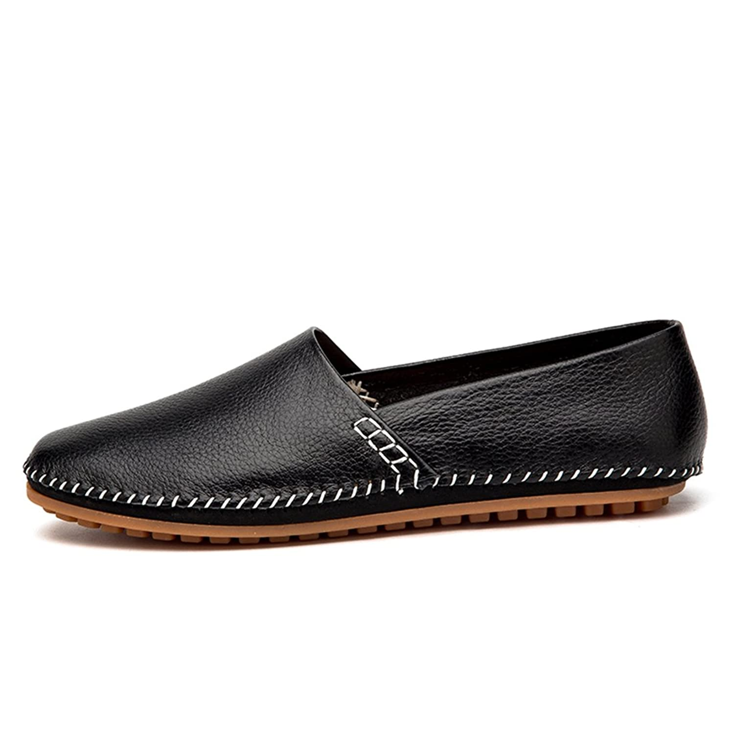 Boy's Men's Slip On Stitched Comfortable Spring/Summer Loafers