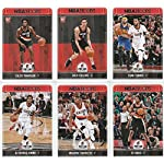 2017-18 Panini NBA Hoops Portland Trail Blazers Team Set of 11 Cards   Damian. 8286634f3