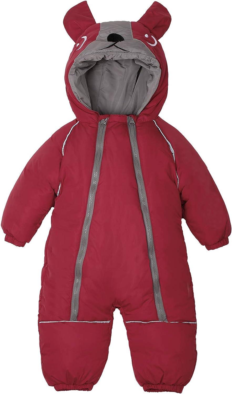 per bambini con cappuccio Tuta da neve per bambini in cotone SANMIO