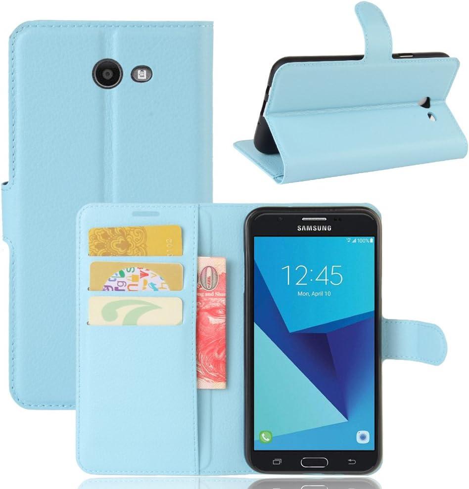 CaseLover Galaxy S7 SM-G930F H/ülle Blau Stand Funktion PU Leder Flip Case Ledertasche Etui f/ür Samsung Galaxy S7 5,1 Magnetisch Abdeckung Schutzh/ülle Handyh/ülle Cover mit Kartensteckplatz