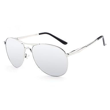 27d89063ab3ec HDCRAFTER Aviator UV400 Polarised Sunglasses Mens Outdoor Driving Glasses   Amazon.co.uk  Clothing