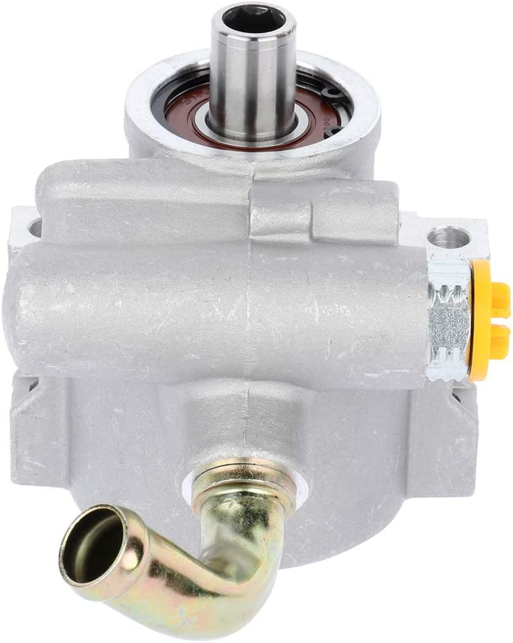 LSAILON 20-823 Power Steering Pump For 1997 1998 1999 2000 Jeep Cherokee 1997 1998 1999 2000 2001 2002 Jeep TJ 1997 1998 1999 2000 2001 2002 Jeep Wrangler Assistance Pump