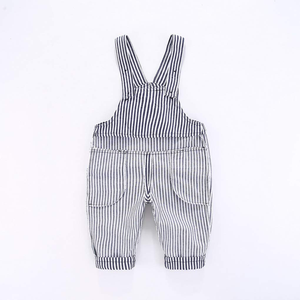 ACMEDE Latzhose Kinder Baby Jungen M/ädchen Jeanshose Latzhosen Jeans Hosen Baby Kinder Overall