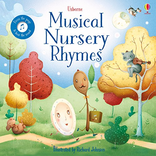 Musical Nursery Rhymes (Musical Books)
