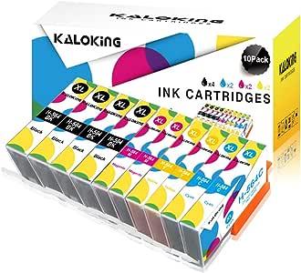 Amazon.com: Kaloking - Cartucho de tinta compatible para HP ...