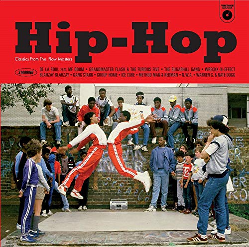 HIP-HOP CLASSICS FROM THE FLOW MASTERS [VINYL]