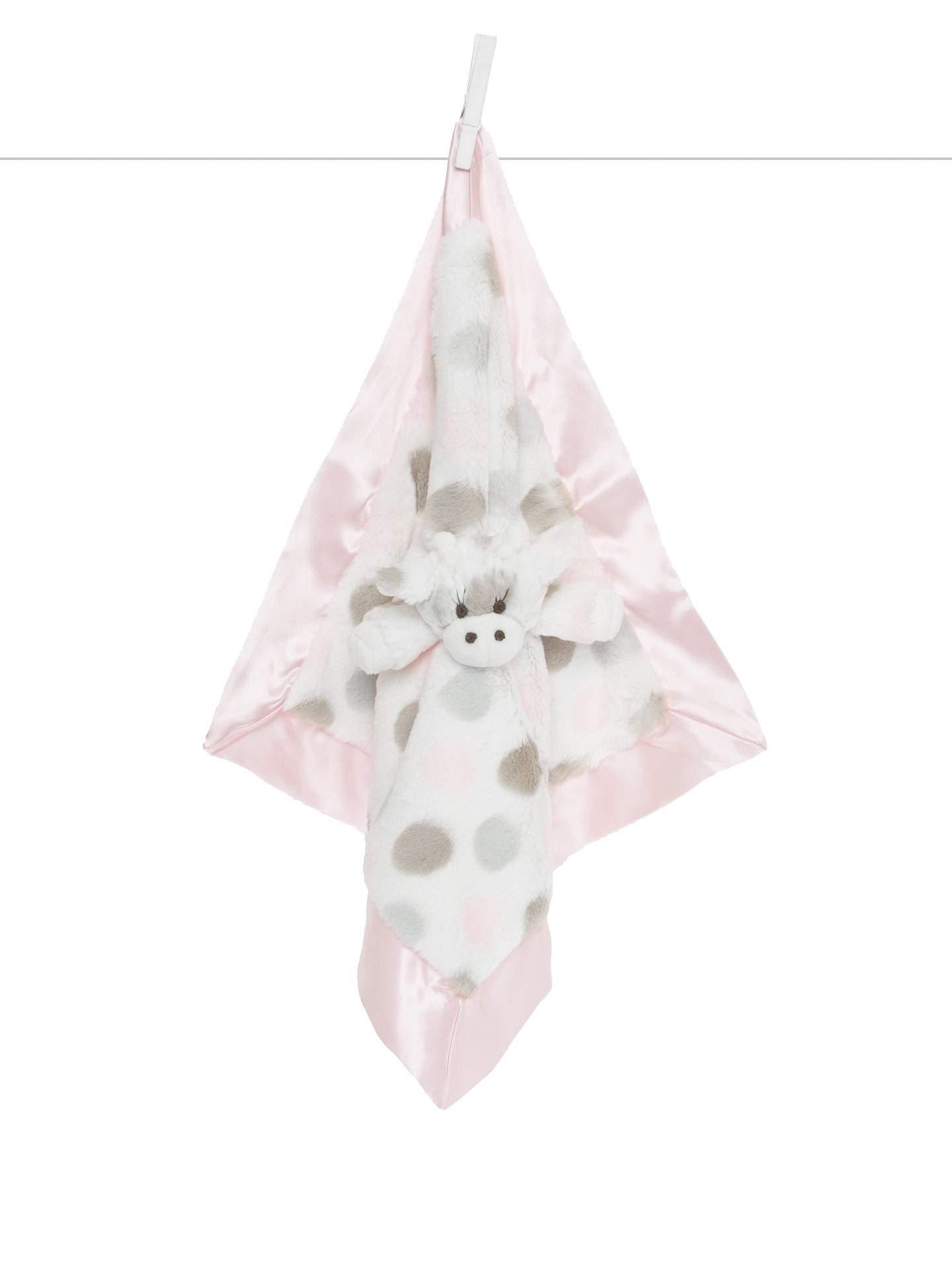 Little Giraffe Little G Blanky - Animal Security Blanket (Pink) by Little Giraffe