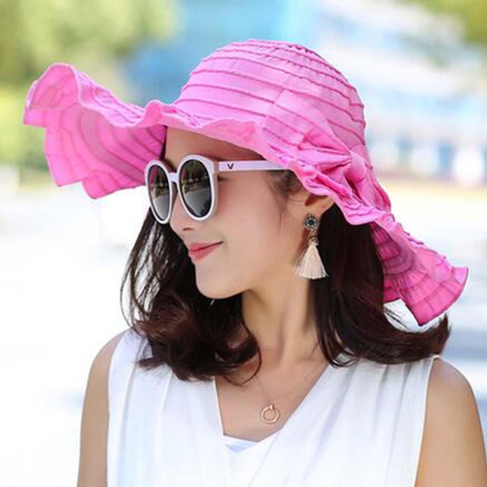 Koala Superstore Visor Hats Wide Brim Cap UV Protection Summer Sun Hats for Women by Koala Superstore (Image #2)