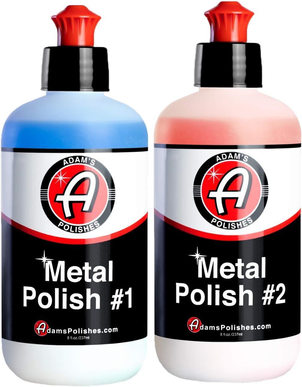 Adam's 2-stage Metal Polish