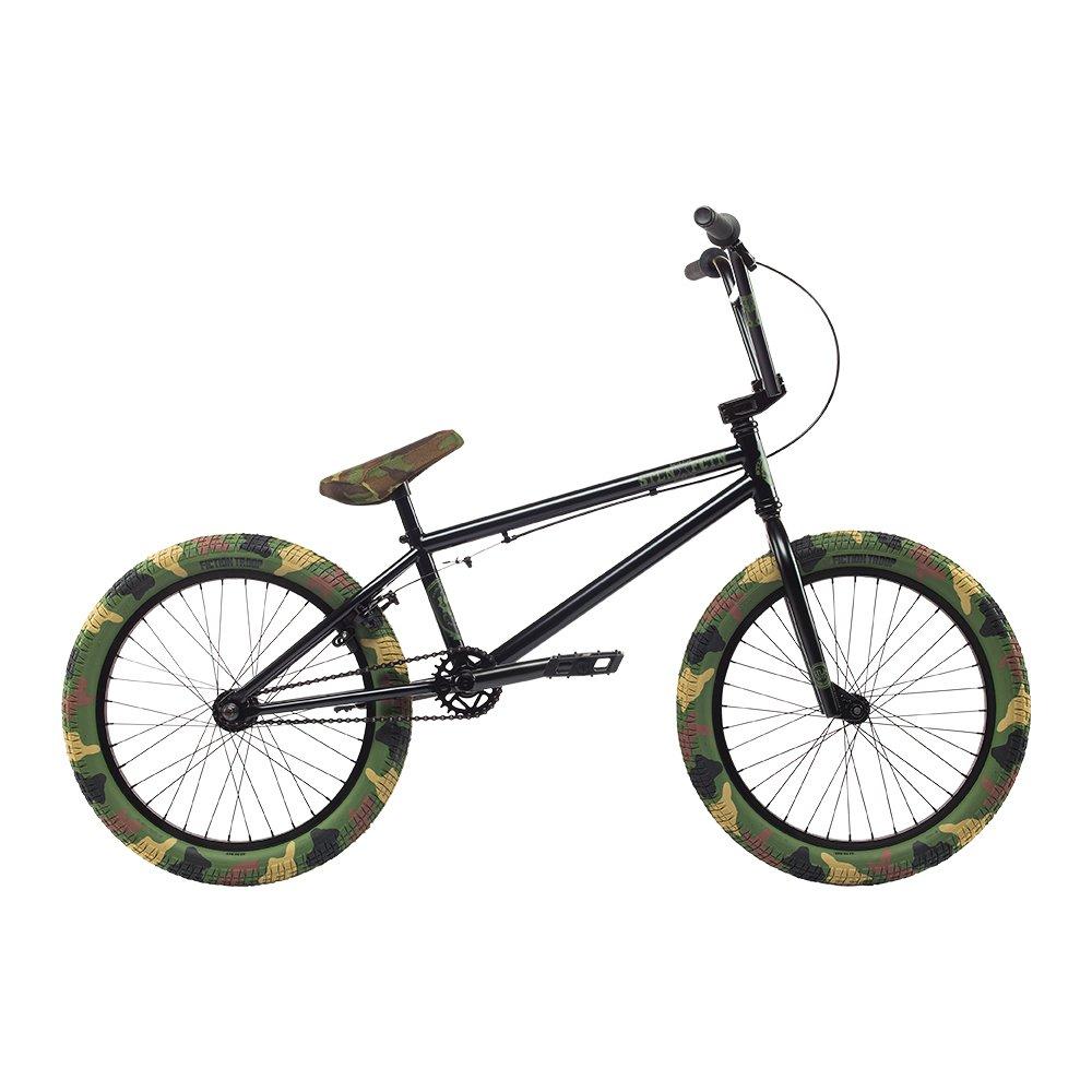 自転車 bmx STOLEN ストーレン STLN-X-FCTN JUNGLE CAMOUFLAGE 20インチ 完成車 完全組立 S2080 B074K6R68R  JUNGLE-CAMOUFLAGE STLN-X-FCTN