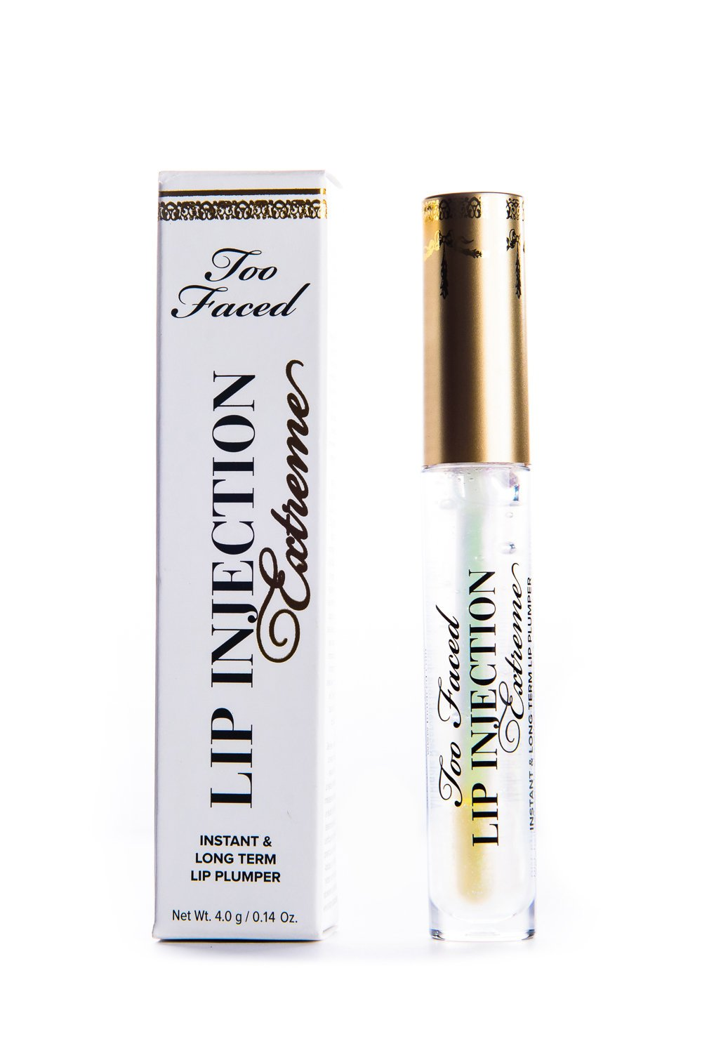Too Faced Cosmetics Lip Injection Extreme, 0.14 oz
