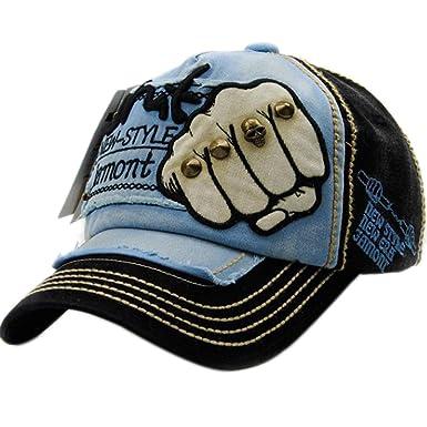 Westeng Gorra Unisex, Sombrero de Sol de La Moda Gorras de Béisbol ...