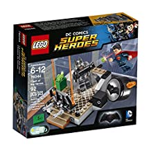 LEGO Super Heroes Clash of The Heroes Building Kit (92 Piece)