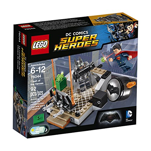 - LEGO Super Heroes Clash of the Heroes 76044