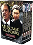 Midsomer Murders: Set Four (Tainted Fruit / Ring Out Your Dead / Murder on St. Malley's Day / Market for Murder / A Worm…