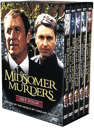 (Midsomer Murders: Set Four (Tainted Fruit / Ring Out Your Dead / Murder on St. Malley's Day / Market for Murder / A Worm in the Bud))