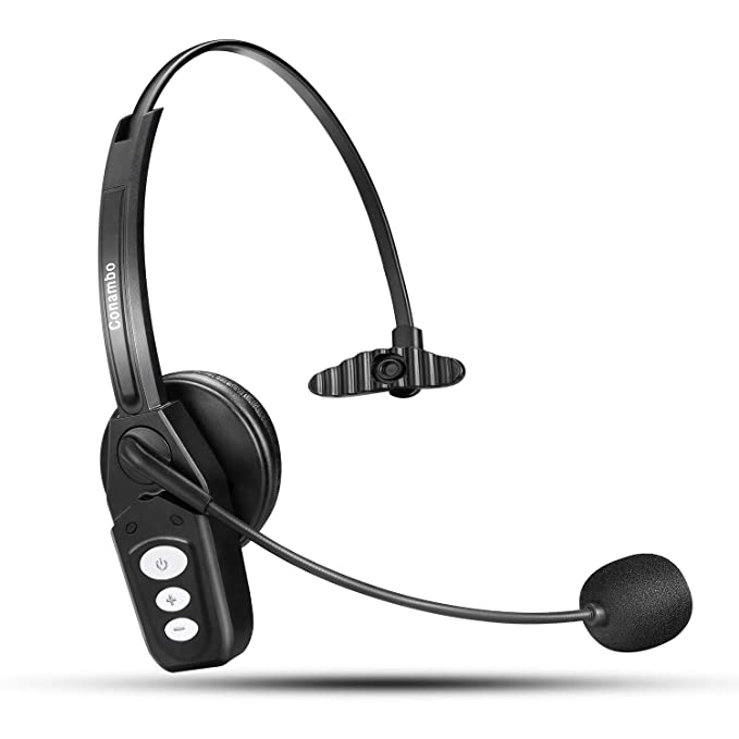 923bb584cef Image Unavailable. Image not available for. Color: Bluetooth Headset ...