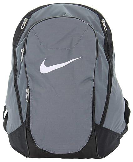 63b0fb59d474 Amazon.com   Nike Nutmeg Backpack - Medium (Flint Grey Black White ...
