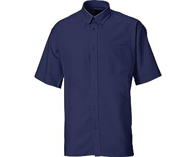 Dickies SH64250-NB-16 Oxford - Camisa de manga corta (talla ...