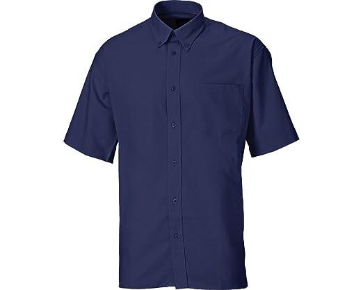Dickies SH64250-NB-15 Oxford - Camisa de manga corta (talla 15), color azul marino: Amazon.es: Industria, empresas y ciencia