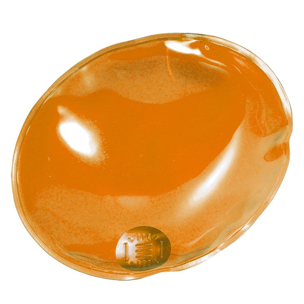eBuyGB Pack de 4 Bolsas de Gel para Calentar Las Manos de Gel, instantáneas, Reutilizables, Hombre, Color Green Oval, tamaño Talla única: Amazon.es: ...
