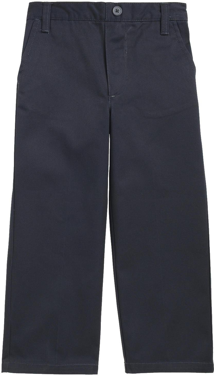 French Toast School Uniform Boys Pull On Pants, Navy, 14
