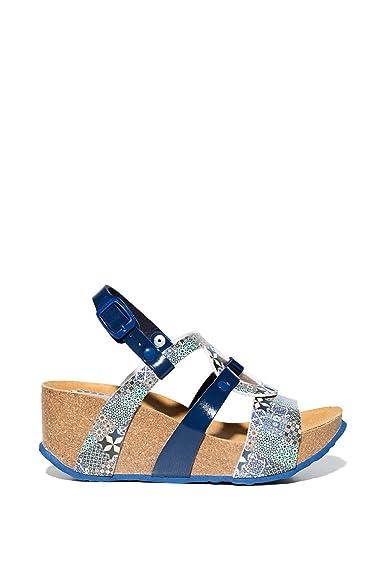Shoes Chaussures 18SSHP65 Femme Mosaic Desigual BIO9 Sandales WSSn8w6HB