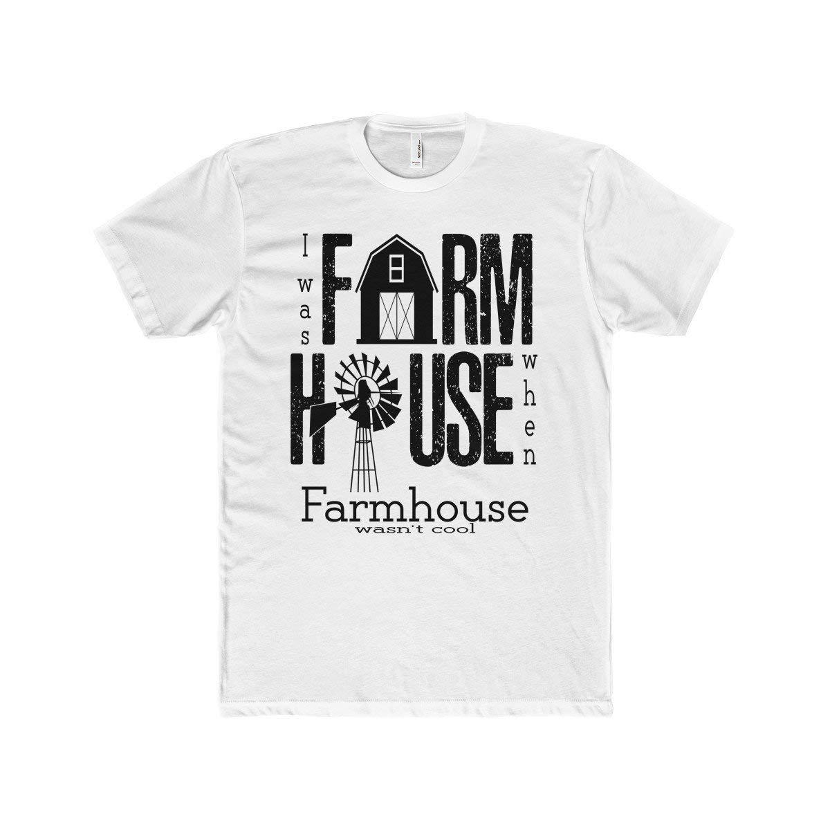 TXRepublic Farm House Cotton Crew Tee