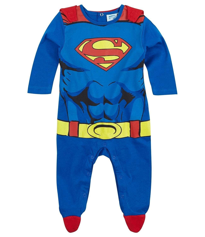 Superman Babies Pelele 2016 Collection - Azul