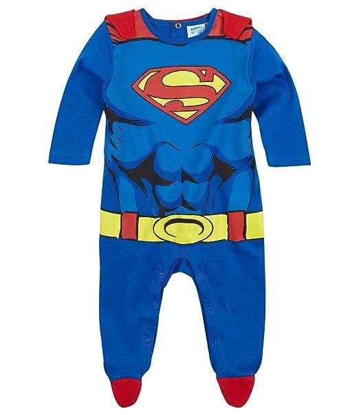 Superman Babies Pelele - Azul - 86