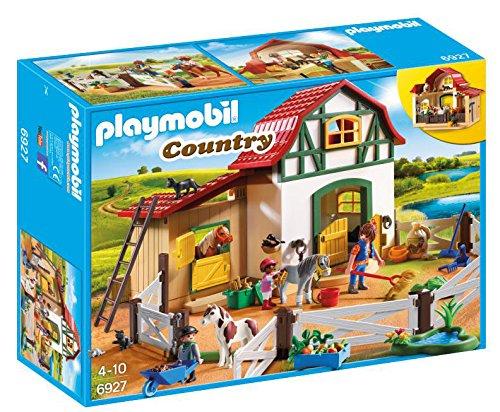 Playmobil Pony Farm - PLAYMOBIL® 6927 Pony Farm