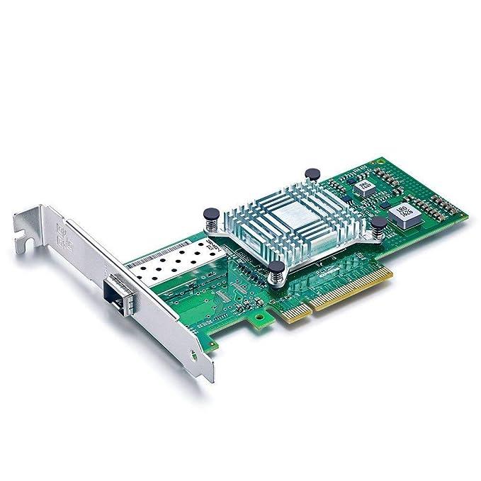 10Gtek® 10GbE PCIE Tarjeta de Red para Intel X550-T2- ELX550AT2 Chip, Dual RJ45 Puertos, 10Gbit PCI Express x4 LAN Adapter, 10Gb Nic para Windows ...
