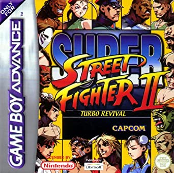 Super Street Fighter II - Turbo Revival