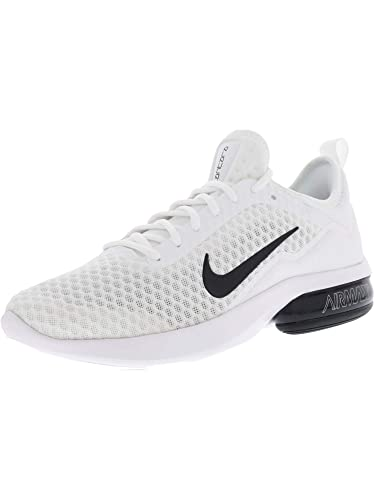 competitive price 9760f 315ec Nike Men s Air Max Kantara Ankle-High Running Shoe (8 D US, White