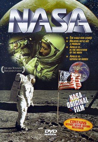 NASA - Vol. 1: The Eagle Has Landed/Houston, We've Got a Problem/Apollo 15/Apollo 16 (Apollo 15 Dvd)