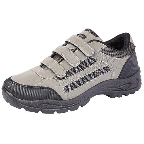 8256bca4d2 Mens DEK ASCEND Triple touch fastening Trek   trail Shoe  Amazon.co ...