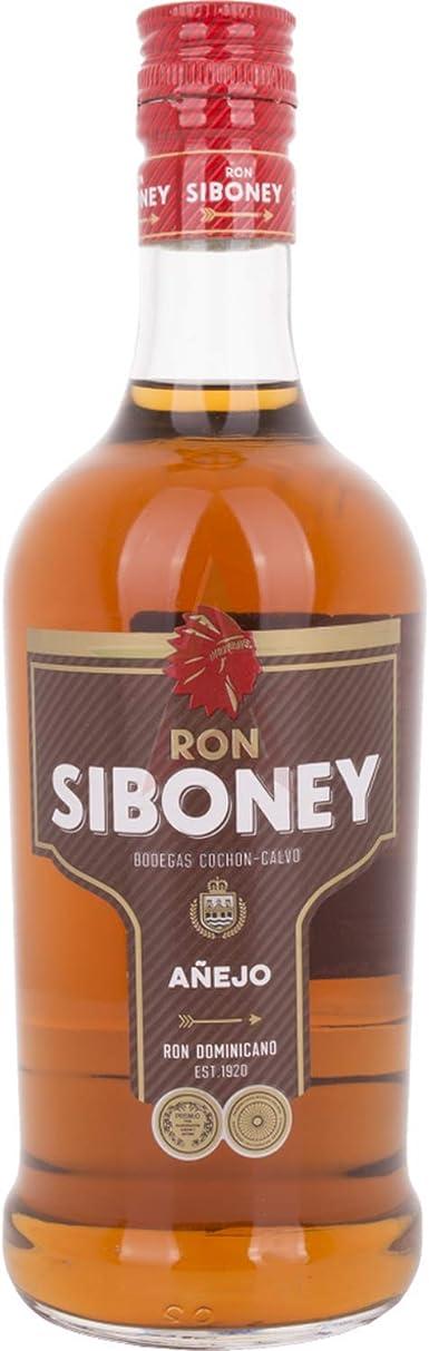 Ron Siboney Ron Siboney Añejo Ron Dominicano 37,5% Vol. 0,7L - 700 ml