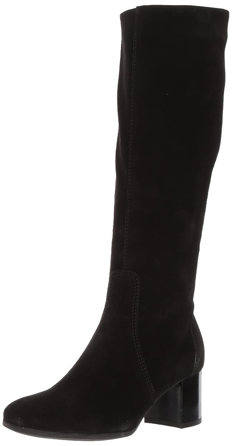 La Canadienne Women's Jackie Fashion Boot Suede B00BEKPGJU 11 B(M) US|Black Suede Boot bb1d57