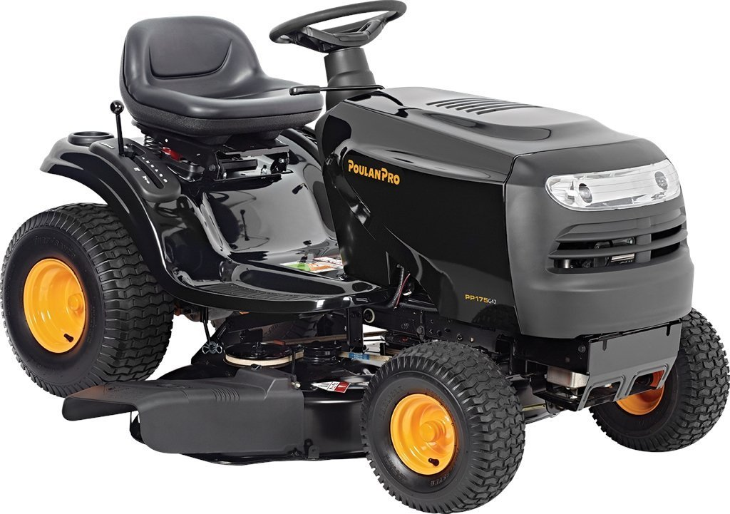 Amazon.com: Poulan Pro pb155g42, 6 velocidades, para Tractor ...