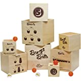 Fat Brain Toys Box & Balls