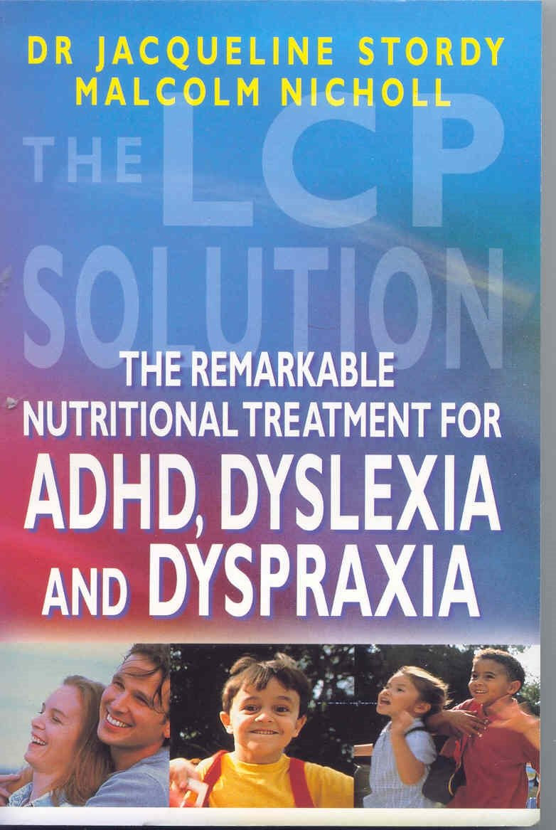LCP Solution: The Remarkable Nutritional Treatment PDF